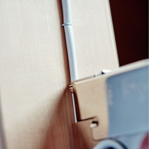"Capsator tacker cabluri Rapid PRO 36E, capse semirotunde ""U"" 36/10-14 mm, reglare forta capsare in 3 trepte, diametru cablu 6 mm, joasa tensiune, 5 ani garantie, fabricat in Suedia 205118113"