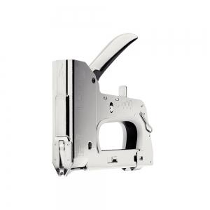 "Capsator tacker cabluri Rapid PRO 36E, capse semirotunde ""U"" 36/10-14 mm, reglare forta capsare in 3 trepte, diametru cablu 6 mm, joasa tensiune, 5 ani garantie, fabricat in Suedia 205118118"