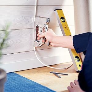"Capsator tacker cabluri Rapid PRO 36E, capse semirotunde ""U"" 36/10-14 mm, reglare forta capsare in 3 trepte, diametru cablu 6 mm, joasa tensiune, 5 ani garantie, fabricat in Suedia 205118112"