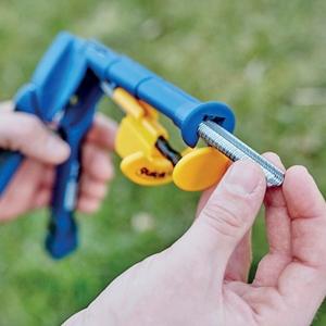 Rapid VR16/2-8mm Fence HOG rings, galvanized, 3190 pcs/box6