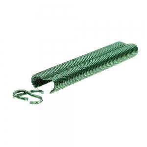Capse gard Rapid HOG VR22/5-11mm, plastifiate verde, 215 buc/blister1