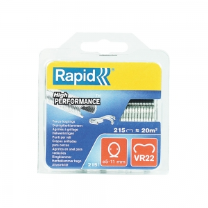 Capse gard Rapid HOG VR22/5-11 mm, galvanizate, 215/ blister0