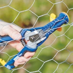 Capse gard Rapid HOG VR22/5-11mm, plastifiate negre, 215 buc/blister1