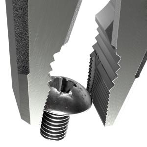 Cleste patent combinat extragere suruburi rupte ENGINEER PZ-78, 225mm, 350g, verde3