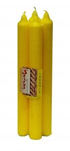 Set 4 Lumanari Parfumate IASOMIE, 22*220 mm0