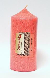 Lumanare Parfumata LOTUS , cilindru 130 mm4