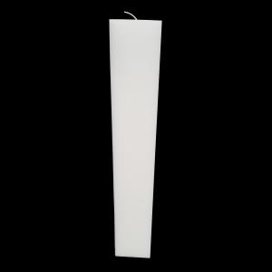 Set 2 Lumanari Nunta,model Patrat, H=35 cm / L= 5,5 cm3
