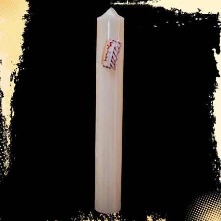 Lumanare Botez, H= 35 cm, D= 4,5 cm2