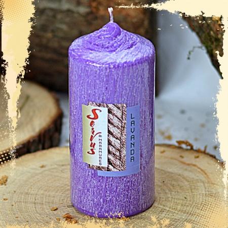 Lumanare Parfumata LAVANDA , cilindru 130 mm4