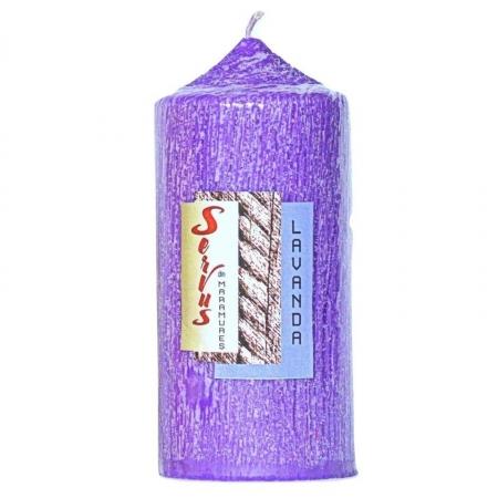 Lumanare Parfumata LAVANDA , cilindru 130 mm0
