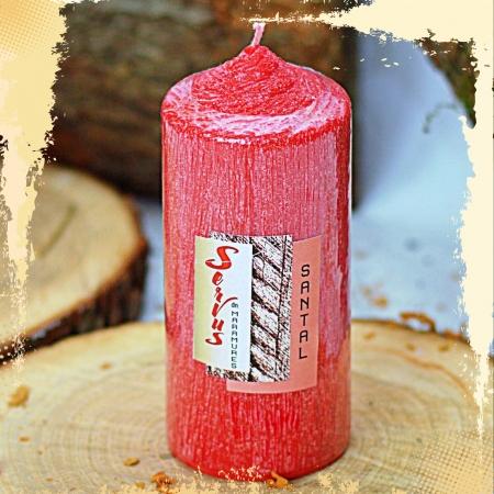 Lumanare Parfumata LEMN DE SANTAL , cilindru 130 mm1