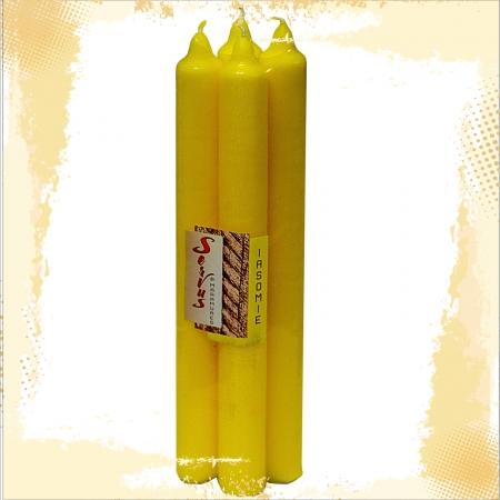 Set 4 Lumanari Parfumate IASOMIE, 22*220 mm1