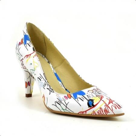 Pantofi dama piele naturala Cristine2