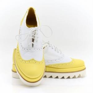 Pantofi din piele naturala Melinda