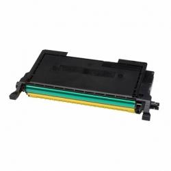 Cartus Toner Yellow CLT-Y5082L 4K Remanufacturat Samsung CLP-620Nd1