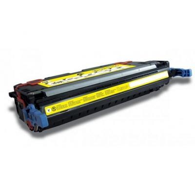Cartus Toner Yellow Q7582A 6K Remanufacturat HP1
