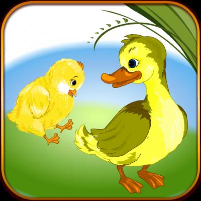 Fabula Puiul si bobocul