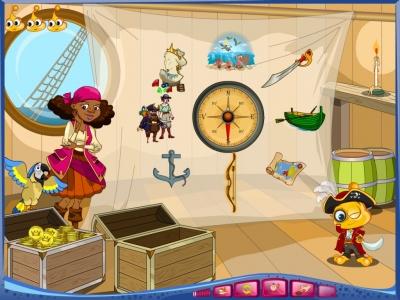 PitiClic pirat la vânătoare de cunoștințe!