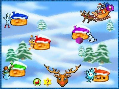 PitiClic - Iarna. În aşteptarea lui Moş Crăciun