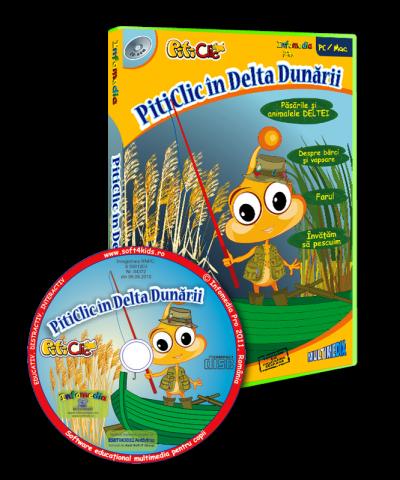 PitiClic în Delta Dunării