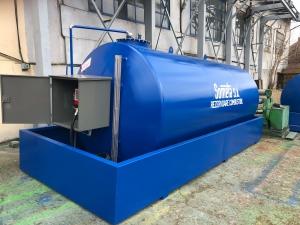 Rezervor suprateran 15000 litri cu pompa ST BOX in cutie