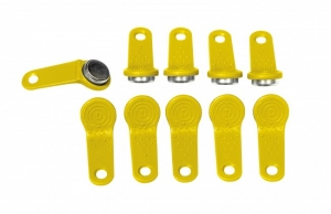 Cheite galbena pentru pompele digitale