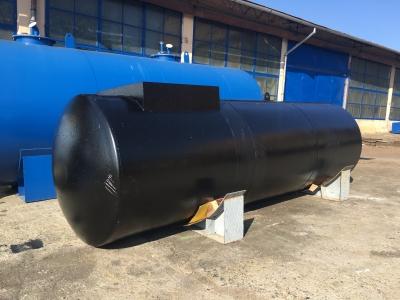 Rezervor subteran 10000 litri cu pereți dubli
