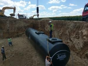 Rezervor subteran 60000 litri pereti dubli0