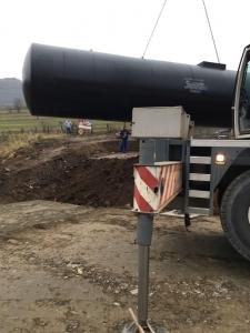 Rezervor subteran 60000 litri pereti dubli8