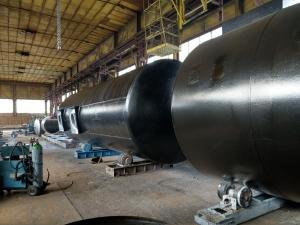 Rezervor subteran 60000 litri pereti dubli10