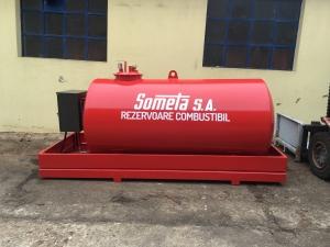 Rezervor suprateran 3000 litri cu pompă ST BOX