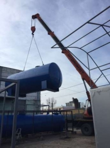 Rezervor suprateran cu pereti dubli  20000 litri2
