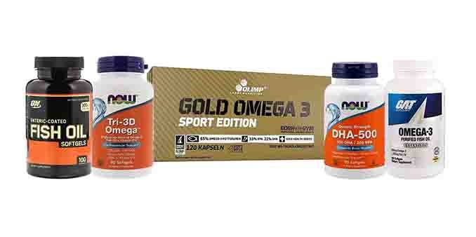 omega 3 categorie