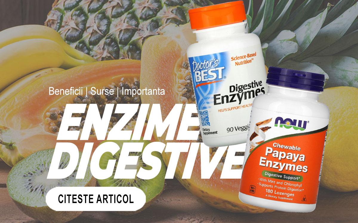 pierde greutatea enzimelor digestive)