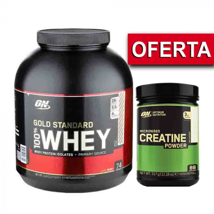 100% Whey Gold Standard, Optimum Nutrition, 2300g 0
