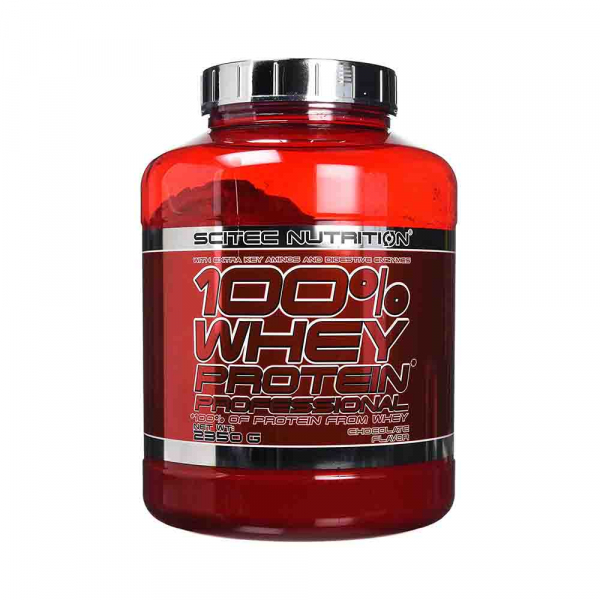 Scitec Nutrition 100% Whey Protein Professional 0
