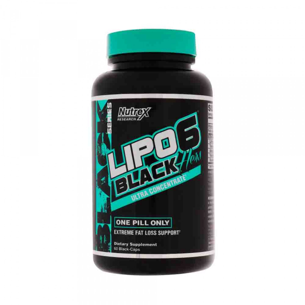 Lipo 6 Black Hers Ultra Concentrate, Nutrex, 60 caps USA 2