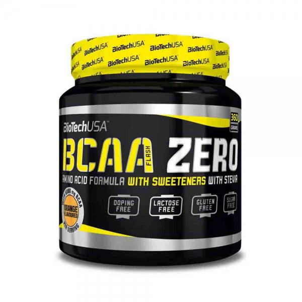BCAA Flash ZERO. BioTech USA, 360g 0