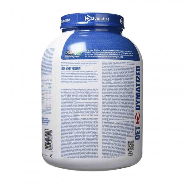 Elite Whey, Dymatize Nutrition, 2100g 1