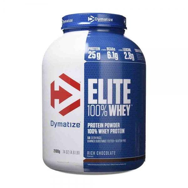 Elite Whey, Dymatize Nutrition, 2100g 0