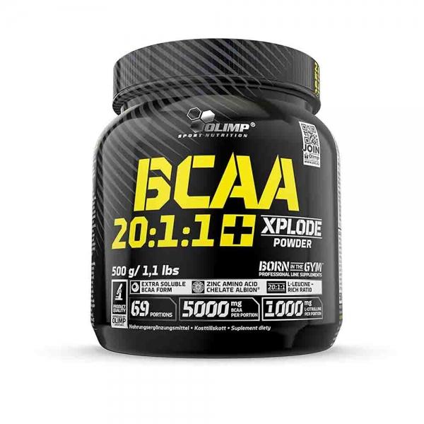 BCAA 20:1:1 Xplode, Olimp Sport Nutrition 0