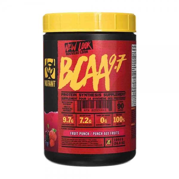 BCAA 9.7, Mutant Nutrition, 340g 1