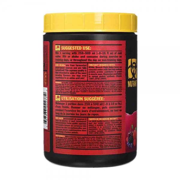 BCAA 9.7, Mutant Nutrition, 340g 3