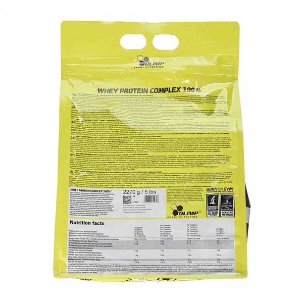 Whey Protein Complex 100%, Olimp nutrition, 2,2kg 1