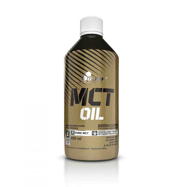 Medium Chain Triglycerides, MCT Oil, Olimp, 400ml 0