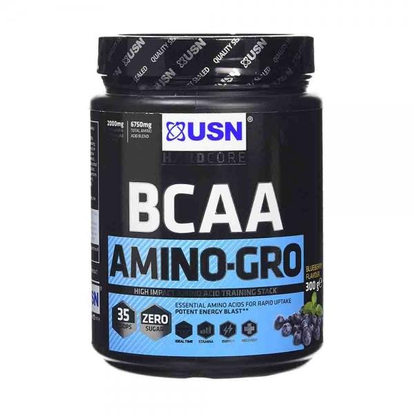 BCAA Amino-Gro, USN, 300g 0