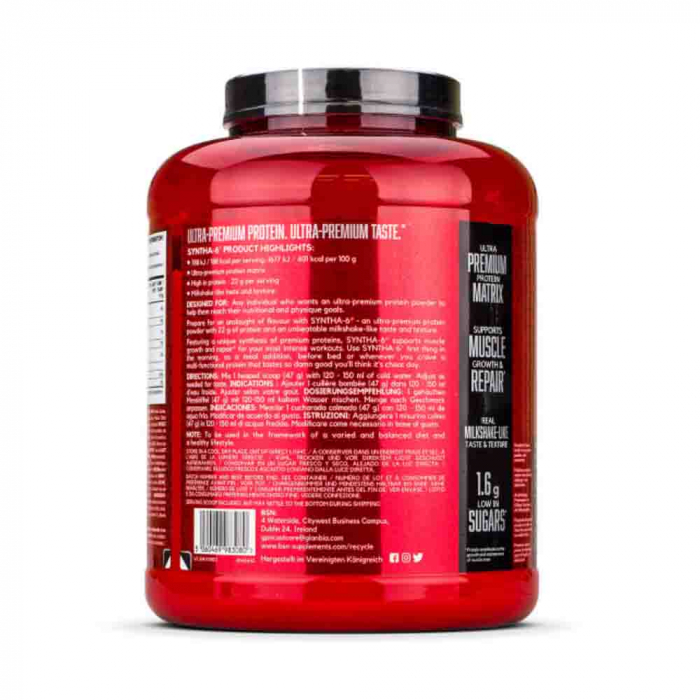 BSN Nutrition Syntha 6 Whey Protein 2
