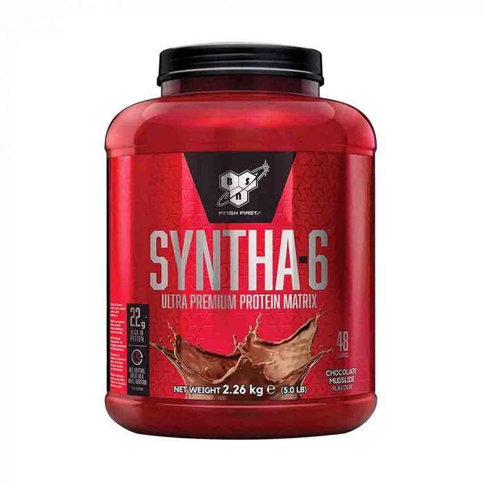 BSN Nutrition Syntha 6 Whey Protein 0