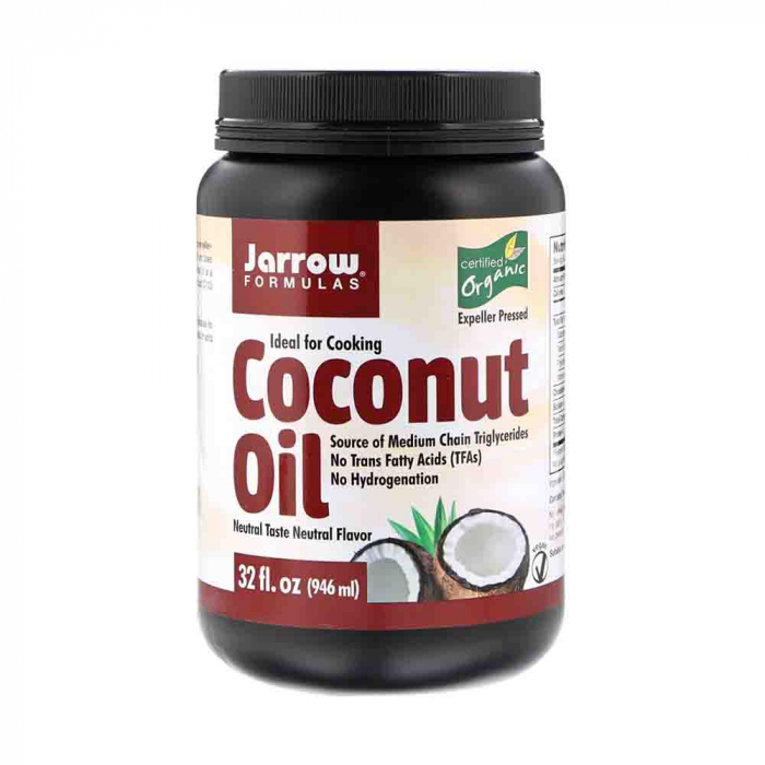 organic-coconut-oil-jarrow-formulas 0