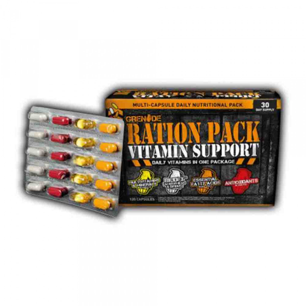 Grenade Ration Pack 30 Daily Packs 1
